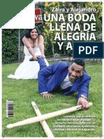 Zaira y Alejandro Revista Exclusiva JM Navarrete