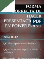 COMO HACER UNA PRESENTACION POWER POINT 2014.ppt