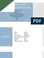 BST 1 Dermatitis Numularis