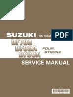 Suzuki DF70A-DF80A-DF90A 2009-2012 Service Manual