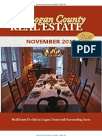 November 2010 Logan County Real Estate