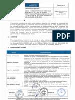 Procedimiento de Instalación de Fibra de Vidrio.
