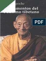 Fundamentos de budismo tibetano - Rinpoche.pdf