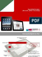 PM iPad Effects