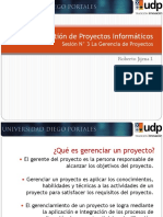 03 GPI_ La Gerencia de Proyectos