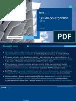 situación argentina cuarto trimestre