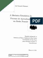 A Mecânica Estatística do Processo de Aprendizado de Redes Neurais.pdf