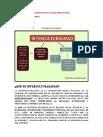 Interculturalidad y Pluriculturalidad / Sebastian Lomas