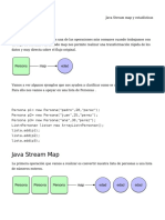 Java Stream Map y Estadísticas