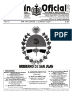Boletín Oficial 12-03-19 AP Declaración de Impacto Ambiental ET RODEO