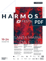 Cartaz - Harmos Sm Feira 2019
