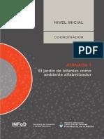 Jornada institucional