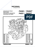 Catalogo Perkins p4001