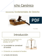 Derecho Canonico diapositivas.pdf