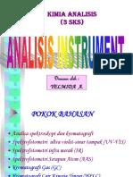 1. Analisa Spektroskopi Dan Kromatografi