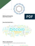 Digital Finance – Blockchain Beyond the Hype