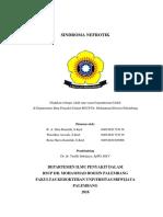 Laporan Kasus - Sindroma Nefrotik.docx