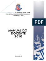 Manual Docente 20103
