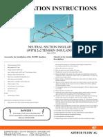 Installation Manual PTFE SNS