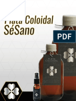 Brochure Productos Plata Coloidal Sésano 2019
