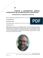 Carles Feixa Transcripción
