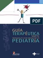 Guia Terapeutica Sacyl Pediatria.2008