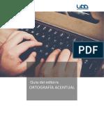 Guía del editor