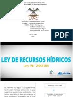 ley de recursos hidricos.pptx