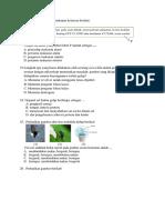 Paket 1 IPA Biologi