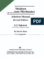 Sakurai Manual Solucoes