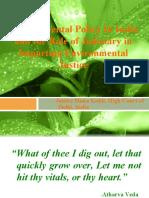 Env Policy-Hima Kohli