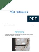 2 Well Perforating Slides - 22nd November 2015
