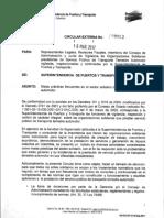 19.Circular 0003 Malas Practicas Frecuentes Sector Transporte 2012