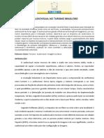 O audiovisual no Turismo Brasileiro