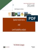 Spatial Multicriteri e Land Suitability GDlab 2019