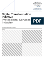 Accenture Professional Services Industry