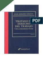 Páginas Desdetratado Del Derecho Del Trabajo - Julio Armando Grisolia