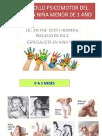 DESARROLLO PSICOMOTOR DEL NIÑO Y LA NIÑA MENOR.pptx