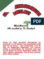 Cucuta Desde Sus Inicios y Villa Del Rosariomarzo 2014