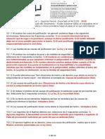 D. Penal I 2°Parcial LQL-2