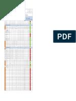 Registro de Equipo ,Control de Verificacion y Calibracion Ultimo