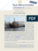 Tugs Towing & Offshore Newsletter 20 March 2019