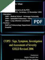 COPD GOLD Revised 2006 Slides