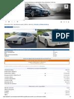 Porsche 911 50 Aniversario (2013-2014) _ Precio y Ficha Técnica - Km77