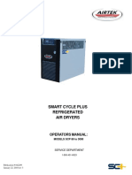 Air Dryer Smart Cycle Plus (2010 Manual)