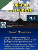 11 STOCKPILE MANAGEMENT(edit).pptx