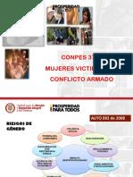 Capacitación  Mujeres Victimas PDF