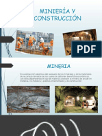 MINIERÍA Y CONSTRUCCIÓN.pptx