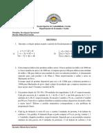 Exercicios - IOp