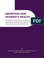 Abortion and Womens Health_April 2017